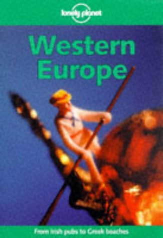 Lonely Planet Western Europe (Lonley Planet on a Shoestring)