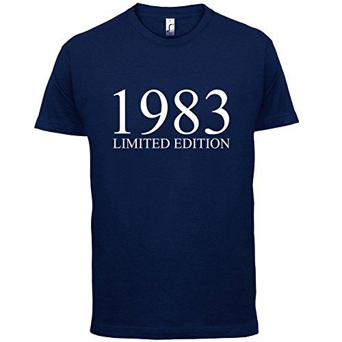 1983 Limierte Auflage / Limited Edition - 34. Geburtstag - Herren T-Shirt - Navy - S