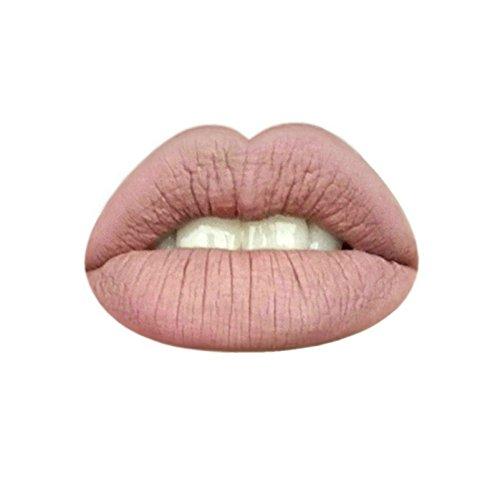Dirty Secret- Makeup by DNA- Liquid Lipstick- Matte- Vegan