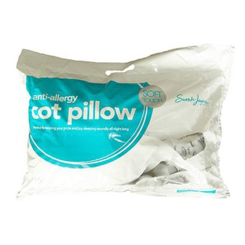 Anti-Allergy Baby/Toddler Cot/Cot Bed Pillow + FREE U.K. DELIVERY ADAM