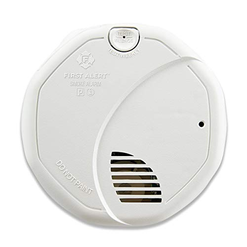 First Alert SA3210 Dual Sensor Smoke and Fire Alarm, 1 Pack