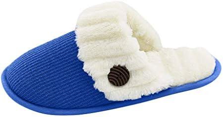 ZONGLIAN 秋冬 スリッパ ルームシューズ 室内履き メンズ レディース もふもふ 暖かい 洗える 男女兼用 旅行用 超軽量 滑り止め 防寒