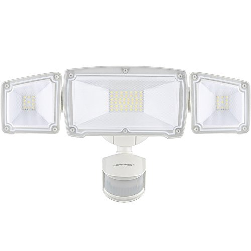 Outdoor Sensor Light White in US - 4