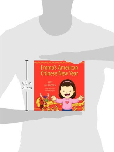 Emma's American Chinese New Year by Brand: Outskirts Press (Image #3)