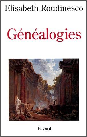 Livre Généalogies pdf, epub ebook