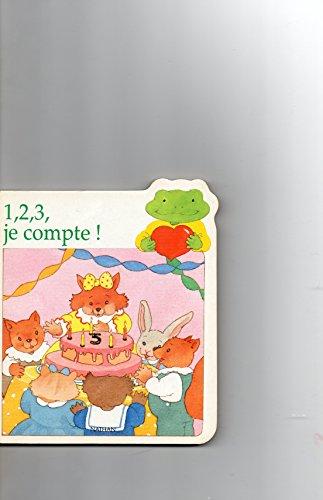 Pte grenouille:1 2 3 je compte