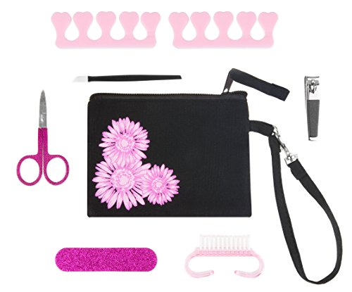 Manicure Pedicure Nail Kit for Girls: Pinkalicious for sale  Delivered anywhere in USA