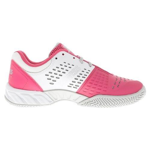 K-Swiss Damen Ks Bigshot Light 2.5 Sneaker Weiß/Pink