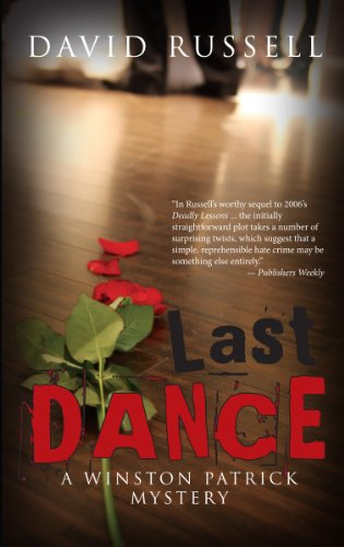 Last Dance: A Winston Patrick - Vancouver Spy Store