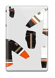High Impact Dirt/shock Proof Case Cover For Ipad Mini/mini 2 (anaheim Ducks (2) )