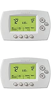 Honeywell Wi-Fi 7-Day Programmable Thermostat (RTH6580WF)(Pack of 2