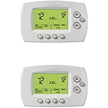 Honeywell Wi-Fi 7-Day Programmable Thermostat (RTH6580WF) (Pack of 2)
