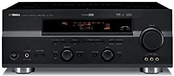 Amplificador de sonido home-Cinema Yamaha V557-RX-Receptor de home Cinema,