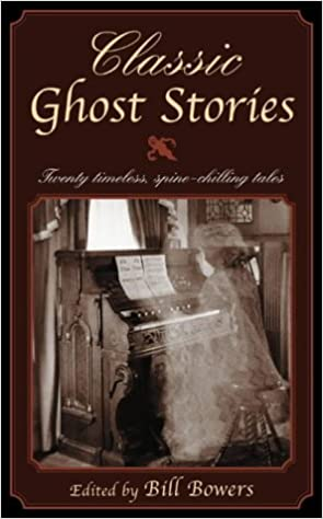 Book Classic Ghost Stories: Twenty Timeless Spine Chilling Tales