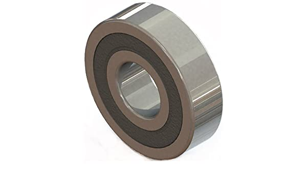 62 mm OD Single Row 62 mm Length Double Sealed 25.0 mm ID C3 Clearance 62 mm Height 17.0 mm Width Shuster 6305 2RS JEM Deep Groove Ball Bearing High Carbon Chrome Bearing Steel