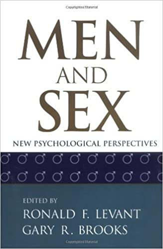 Man new perspective psychological sex