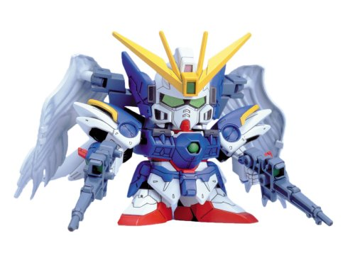"Bandai Hobby SD BB Senshi #203 Gundam Zero Custom ""Gundam Wing Endless Waltz"" Model Kit"