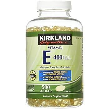 Kết quả hình ảnh cho Vitamin E 400 Iu
