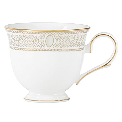 Lenox Marchesa Gilded Pearl Tea Cup, White -  33343