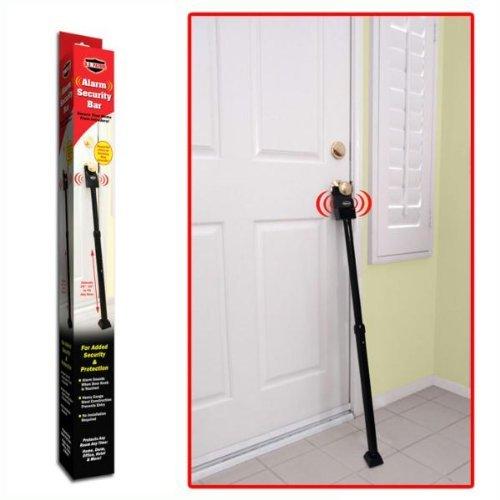 Jobar International Iron Clad Alarm Security Bar - Door J...