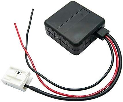 Maso Kfz Bluetooth Modul E60 Radio Stereo Aux Kabel Adapter Mini Car Kit Receiver Adapter Audio Filter Teile Radio Mit Filter Wireless Audio Eingang Auto