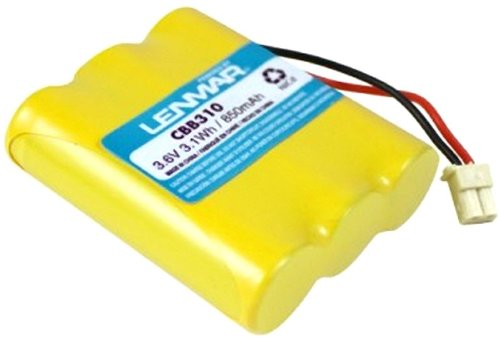 lenmar-cbb310-replacement-battery-for-cidco-np600-ge-5-2358a-5-2488a-cordless-phones-fits-bellsouth-