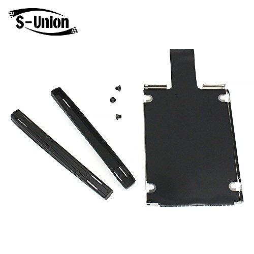 S-Union New 7mm Hard Driver HDD Caddy Rails For IBM/Lenovo Thinkpad T420s T430s T420si T430si X230 X230I X230T X220 X220I X220T Seires Laptop SSD/ HDD Computer Replacement (Rails Ibm)