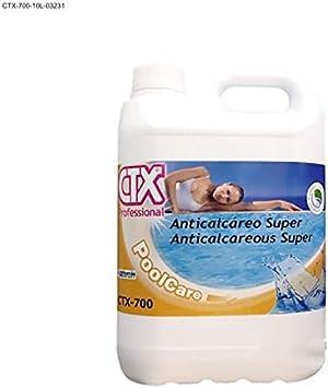 LordsWorld - Astralpool - 10LT CTX-700 Secuestrante de Metales del Agua de la Piscina - clarificadores y enzimas - Eliminador de Metales del Agua de la Piscina - 26737-CTX-700