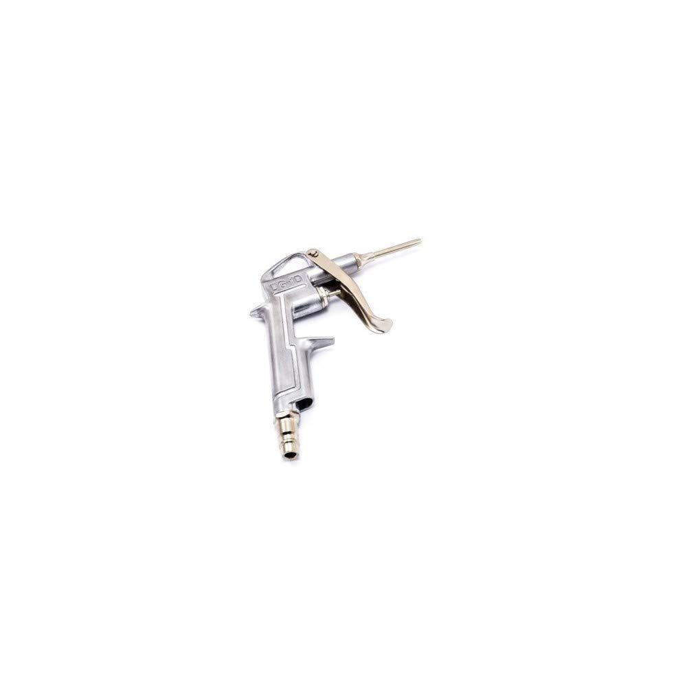 TradeShopTraesio® - Pistola para aire comprimido DG-10 de compresor, con boquilla: Amazon.es: Bricolaje y herramientas