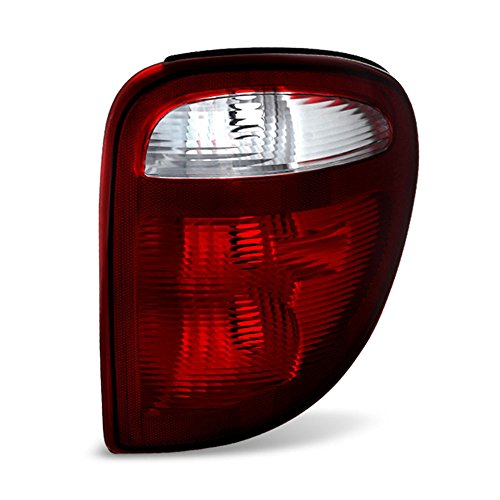 (ACANII - For 2001-2003 Chrysler Town & Country Dodge Caravan Voyager Rear Replacement Tail Light - Passenger Side Only)