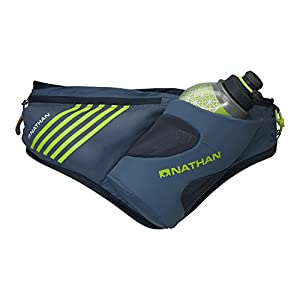 Nathan Peak Insulated Waist Pack, Bluestone, One Size