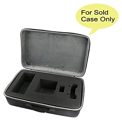 co2crea Hard Travel Case for Holy Stone HS100 / HS100G GPS FPV RC Drone Camera Quadcopter