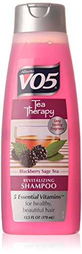 Alberto Vo5 Tea Therapy Blackberry Sage Tea Revitalizing Shampoo By Alberto Vo5 for Unisex - 12.5 Oz Shampoo, 12.5 Ounce