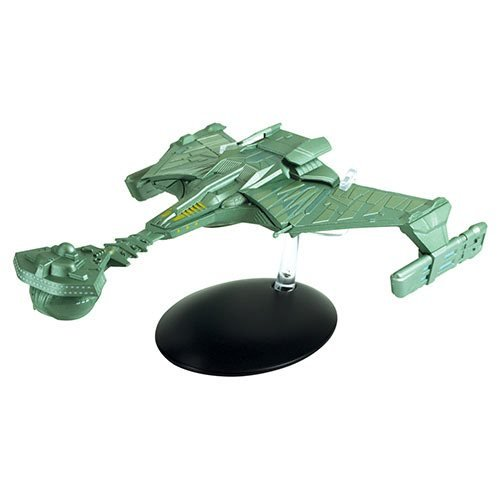 (Star Trek Starships Klingon Battle Cruiser Die-Cast Metal Vehicle Special #22)