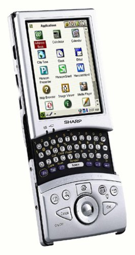 Sharp Zaurus SL-5500 PDA ()