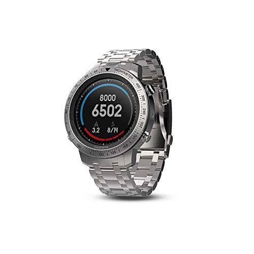 QIANZICAI Stopwatch, Smart Sports Watch, Heart Rate GPS Business Intelligence Outdoor, Multi-Function Watch