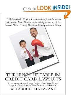 Turning Table Credit Card Lawsuits product image