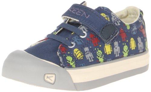 KEEN Coronado Print Shoe - Toddler Boys' Ensign Blue Robots,