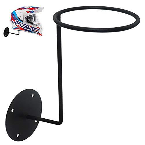Motorcycle Accessories,LECAMEBOR Helmet Holder Helmet Hanger Rack Wall Mounted Hook for Coats, Hats, Caps-Great Gift Idea