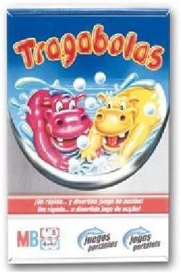 Hasbro Juegos Tragabolas Viaje 04613175: Amazon.es: Juguetes y juegos