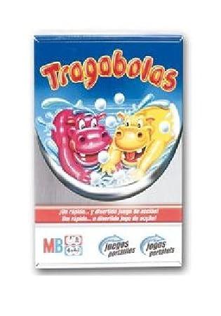 Hasbro Juegos Tragabolas Viaje 04613175 Amazon Es Juguetes Y Juegos