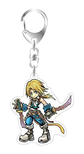 Dissidia Final Fantasy Llavero acrilico Zidane: Amazon.es ...