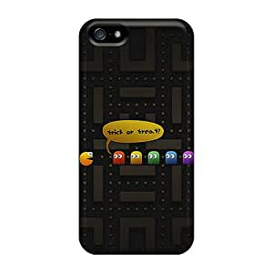 Ksander Snap On Hard Case Cover Pacman Boo Protector For Iphone 5/5s