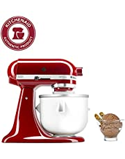 KitchenAid Ice Cream Maker Attachment - Excludes 7, 8, and most 6 Quart Models