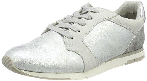 23617Sneakers Basses Femme Grisgrey Tamaris Comb K1culFJ3T