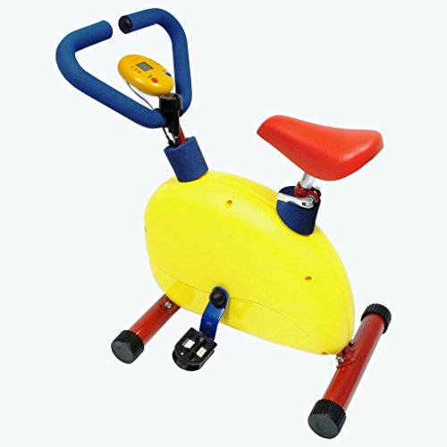 Redmon Fun and Fitness Exercise Equipment for Kids - Happy Bike (Best Exercise Equipment For Kids)