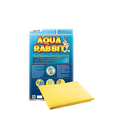 Nanoskin 5 sq NAA-SSDT720 Aqua Rabbit The Ultimate Absorbing Towel ft.