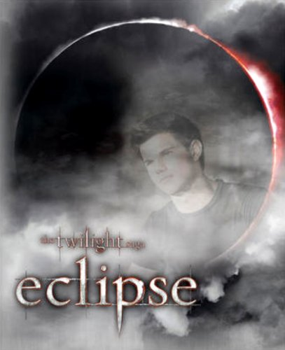 NECA Twilight Saga Eclipse Jacob Fleece Blanket Throw