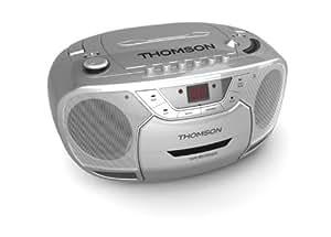 Thomson RK110CD - Radio cassette y CD portátil