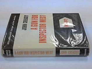 book cover of A Gun for Inspector West